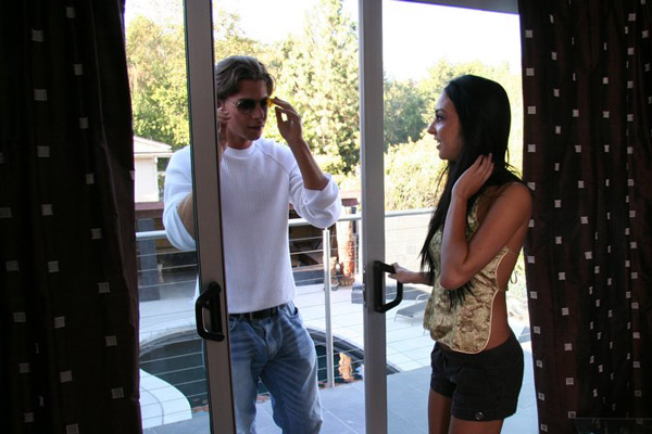 Stephanie Cane meets her newest client Seth